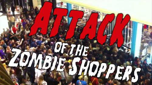 Zombie Shoppers