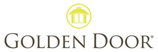 Golden Door White Logo